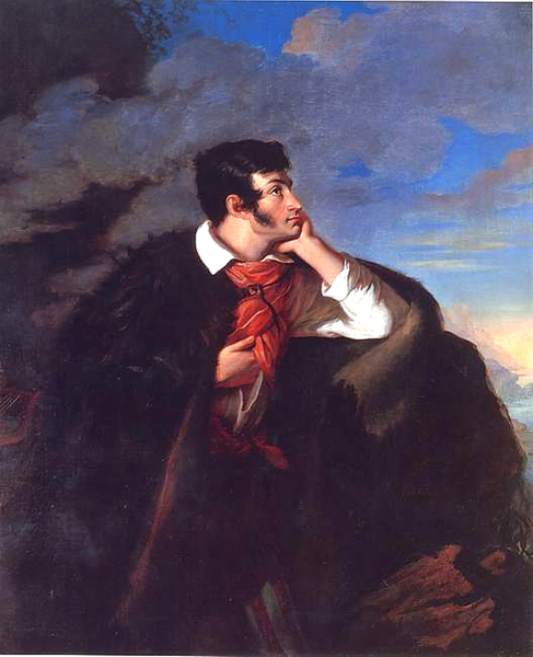 Adam Mickiewicz, né le 24 Décembre 1798 1