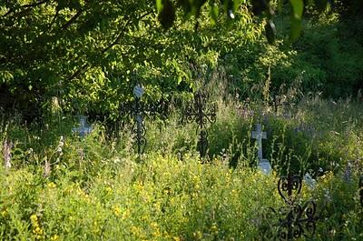 Petits cimetières de Haute Corse 3