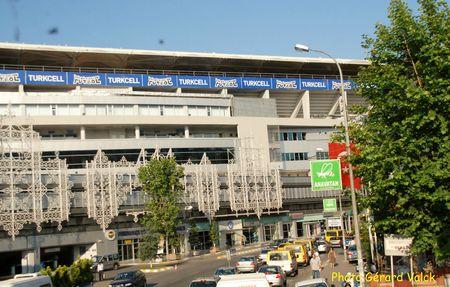 Stade fenerbahçe turquie football championnat