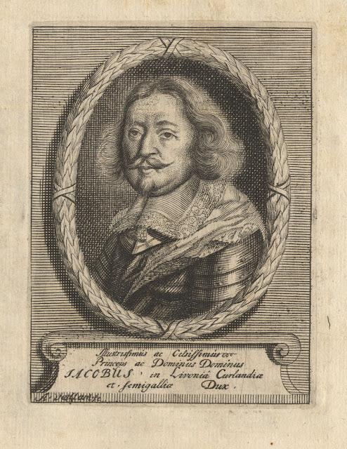 Quand le Duché de Courlande vendait des navires à Louis XIV 1