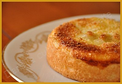 Tarte banane noix de coco moelleuse gourmande recette - Recette cuisine antillaise ...