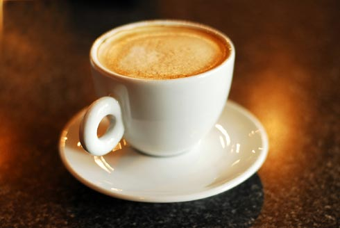 cafe en bourgogne