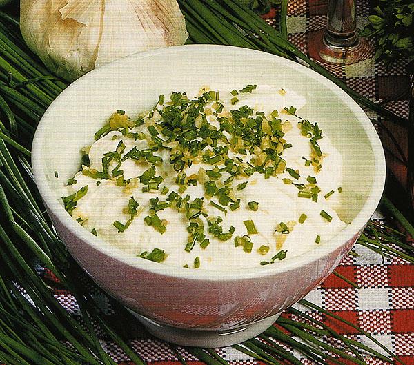 fromage blanc cuisine bourguignonne