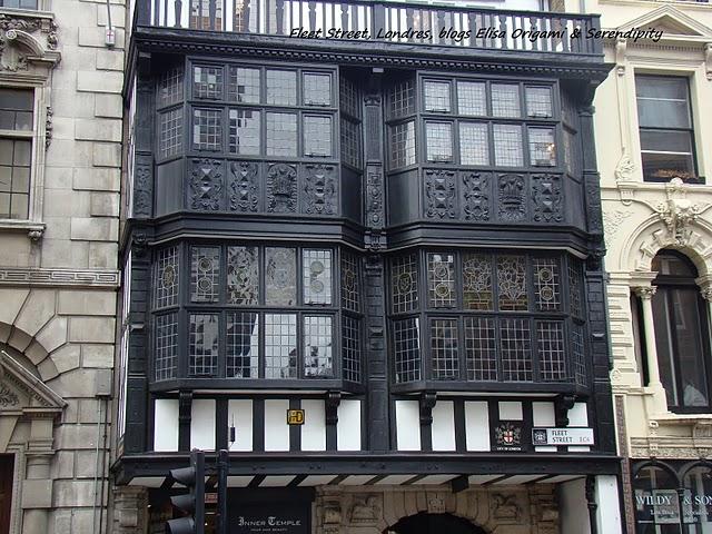 Fleet street london rue de londres