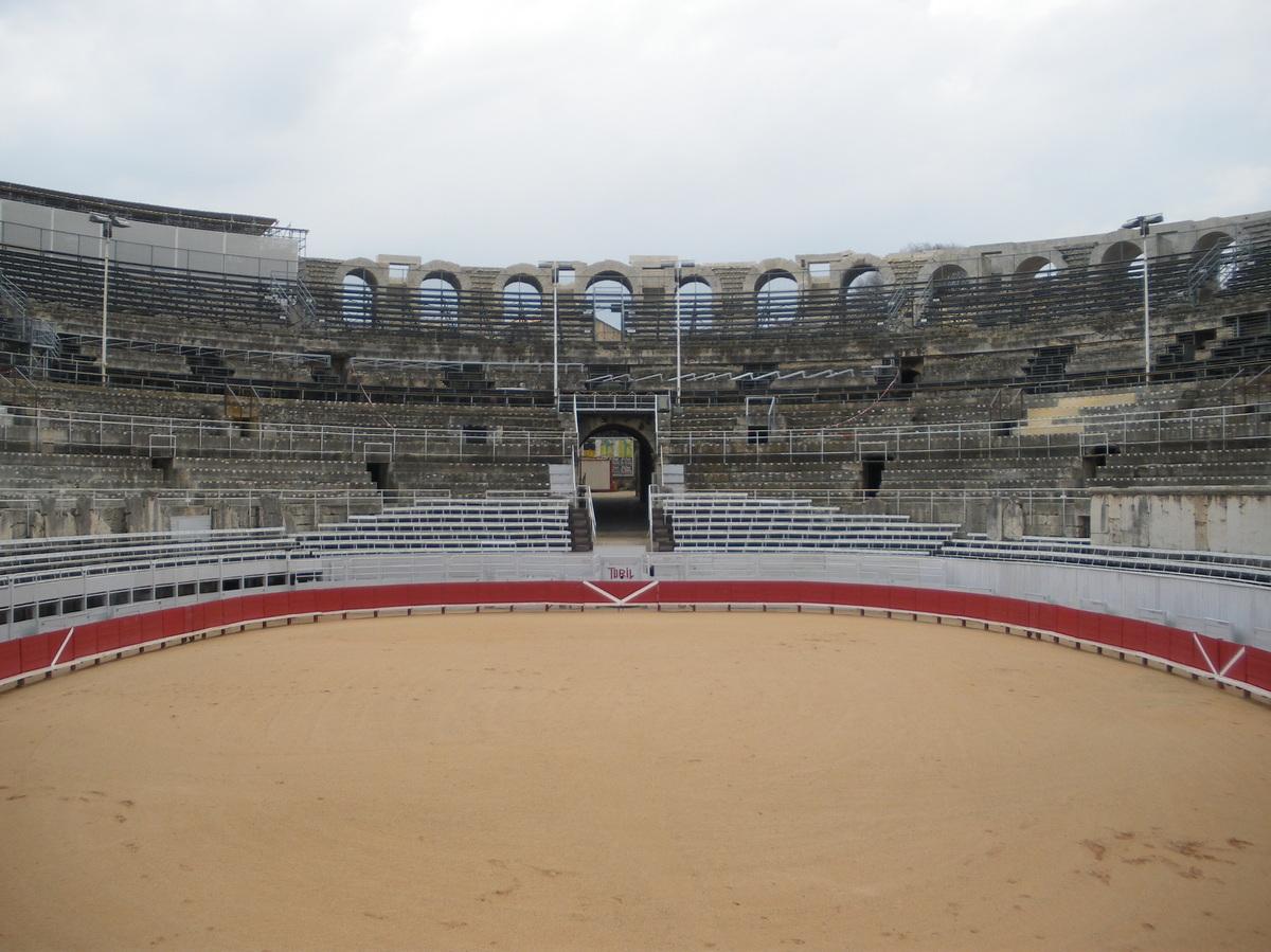 Arles ; ancienne colonie romaine au riche patrimoine historique en Provence 3
