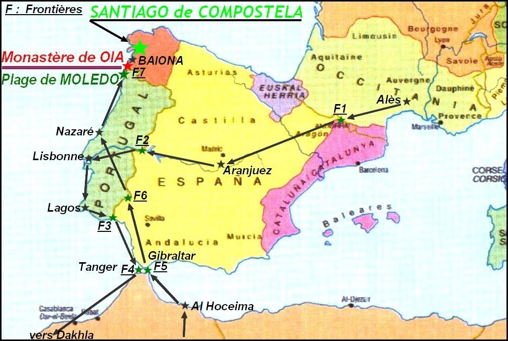 carte galice