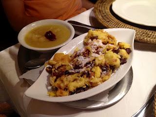 Garmisch Partenkirchen cuisine bavaroise