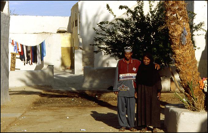 village egypte
