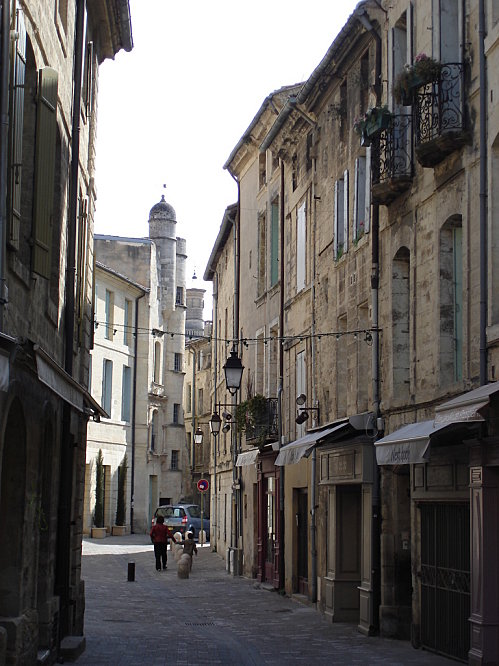 Uzès: premier Duché de France (Tourisme en France) 11