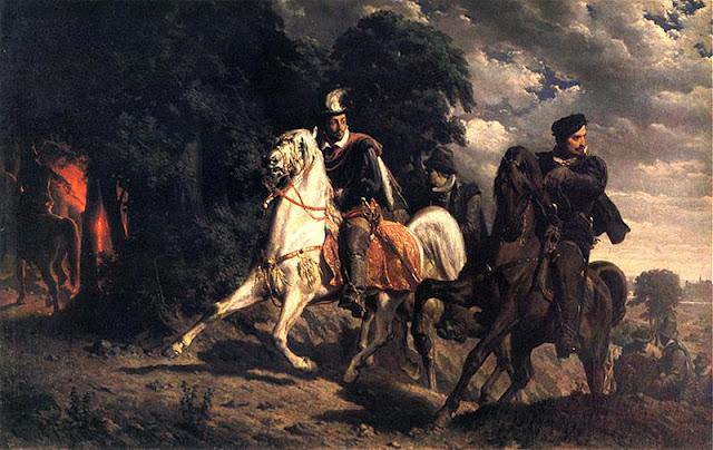 11 mai 1573 – Henri, duc d'Anjou, devient Roi de Pologne 3