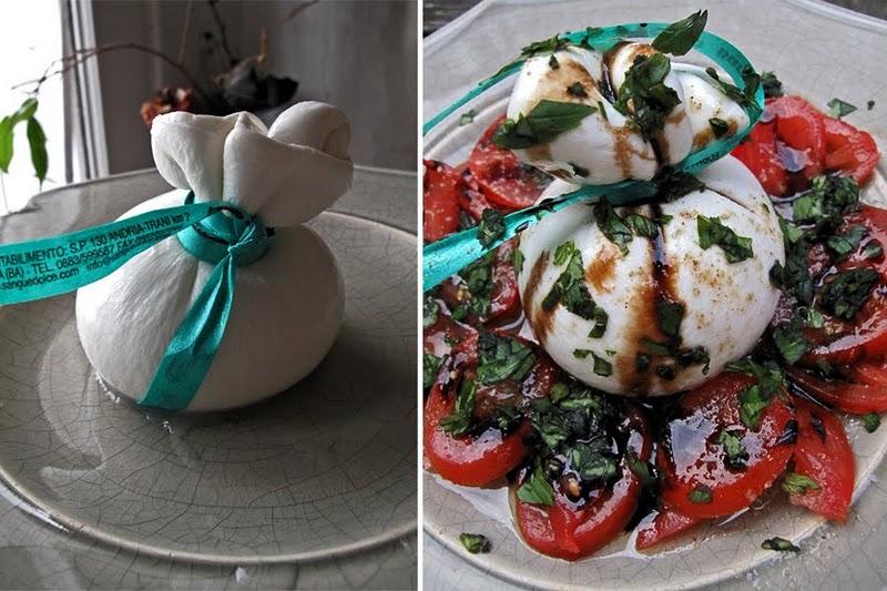 Tarte à la tomate et burrata : Recette italienne rapide et facile (Cuisine italienne) 4