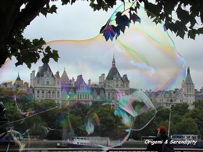 Londres : La magie à Southbank... 1