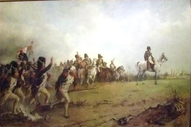 14 Septembre 1812 : la Grande Armée entre dans Moscou 2