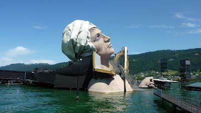 Festival d'opéra de Bregenz ; une expérience romantique sur le lac Bodensee 4