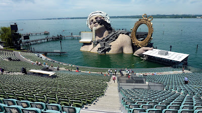 Festival d'opéra de Bregenz ; une expérience romantique sur le lac Bodensee 6