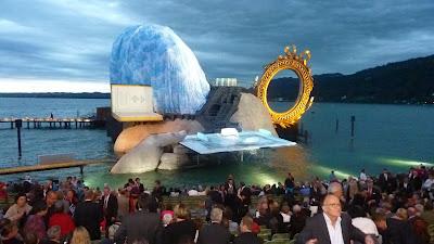 Festival d'opéra de Bregenz ; une expérience romantique sur le lac Bodensee 9
