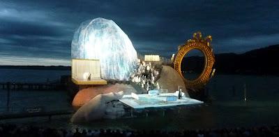 Festival d'opéra de Bregenz ; une expérience romantique sur le lac Bodensee 11