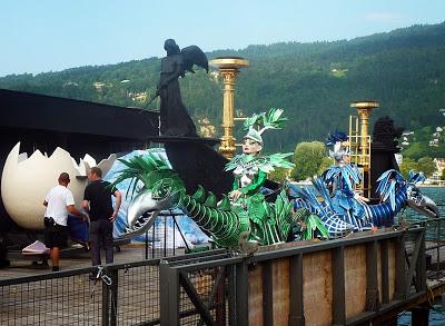 Festival d'opéra de Bregenz ; une expérience romantique sur le lac Bodensee 32