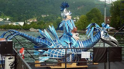 Festival d'opéra de Bregenz ; une expérience romantique sur le lac Bodensee 34