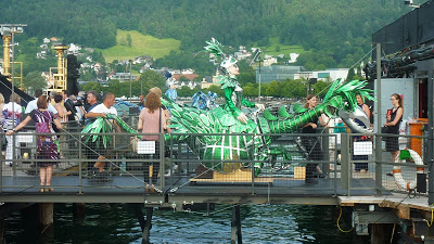 Festival d'opéra de Bregenz ; une expérience romantique sur le lac Bodensee 35