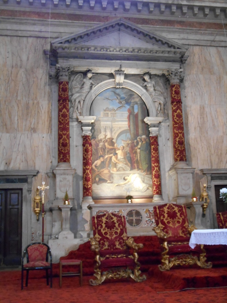 Oeuvre de Domenico, fils du Tintoret.