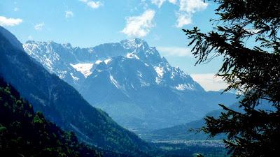 De Eschenlohe à l'Osterfeuerspitze ; balade bucolique en Bavière (Randonnée Allemagne) 27
