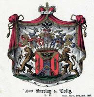 Le Feld-maréchal Michael Bogdanovitch, Prince Barclay de Tolly, né le 24 Décembre 1761 3