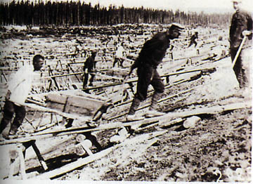 goulag prison de russie