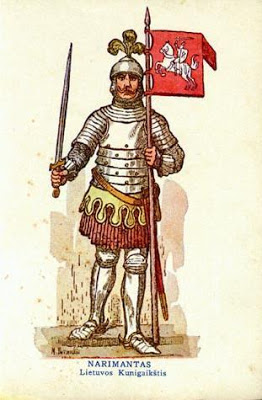 Histoire de Lituanie : Drapeaux et autres symboles 10
