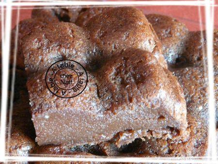 gâteau de fudge au chocolat au lait 2