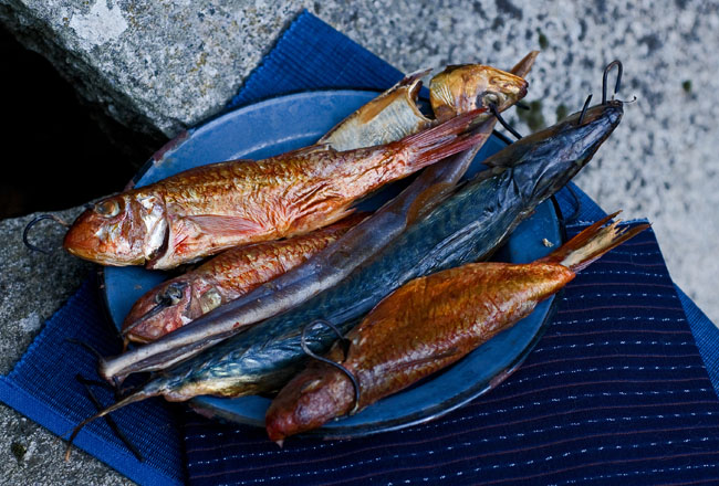 Je cuisine marin d'Amélie Pignarre : Souffle du bord de mer sur la cuisine 1