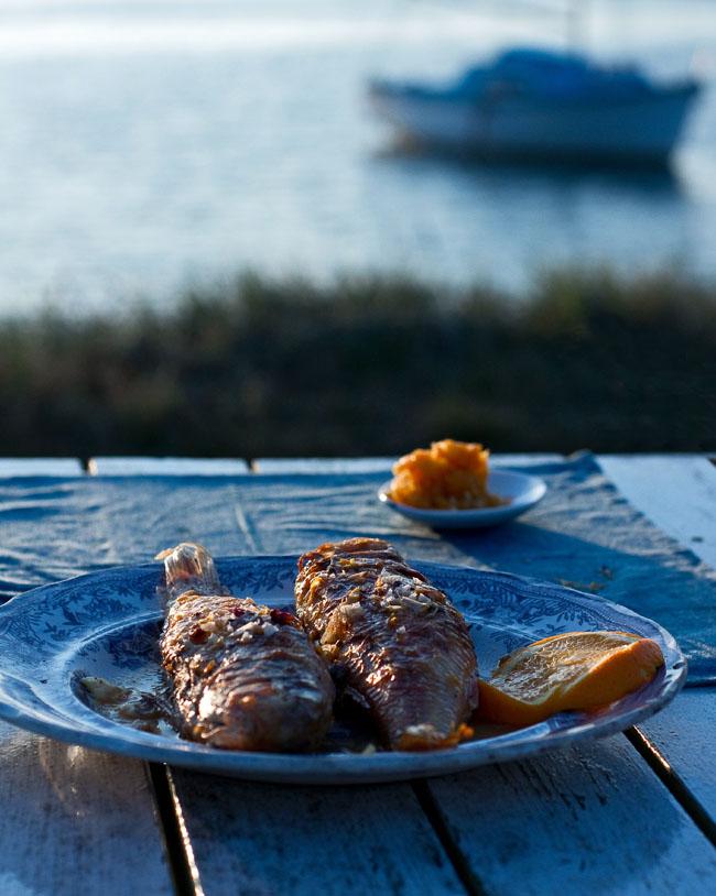 Je cuisine marin d'Amélie Pignarre : Souffle du bord de mer sur la cuisine 2