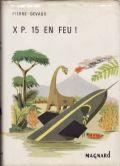 XP. 15 en feu ! de Pierre Devaux : voyage dans le système solaire 1