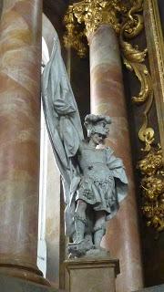 Abbaye Rohr en Basse-Bavière, chef-d'oeuvre baroque des frères Asam (Tourisme Bavière) 3
