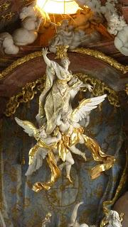 Abbaye Rohr en Basse-Bavière, chef-d'oeuvre baroque des frères Asam (Tourisme Bavière) 4