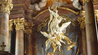 Abbaye Rohr en Basse-Bavière, chef-d'oeuvre baroque des frères Asam (Tourisme Bavière) 6
