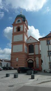 Abbaye Rohr en Basse-Bavière, chef-d'oeuvre baroque des frères Asam (Tourisme Bavière) 7