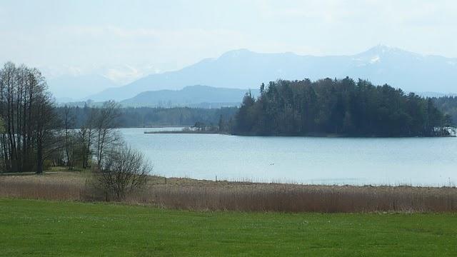 Lacs Osterseen en Bavière : randonnée agréable près de Munich 8