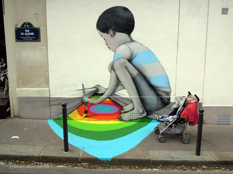 Street Art Paris insolite et surprenant (Sortir à Paris) 108