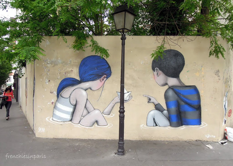 Street Art Paris insolite et surprenant (Sortir à Paris) 109