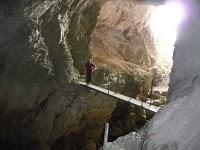 Randonnée en Isère dans le Vercors près de la grotte de Choranche 8
