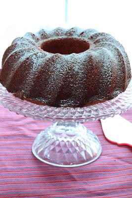 Topfengugelhupf ; gâteau autrichien au fromage blanc (Recette autrichienne) 3