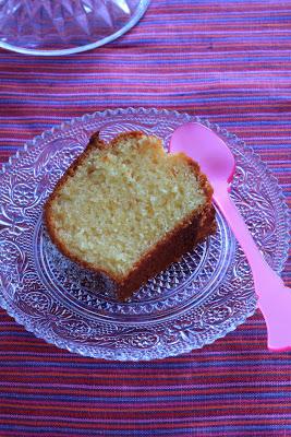 Topfengugelhupf ; gâteau autrichien au fromage blanc (Recette autrichienne) 4