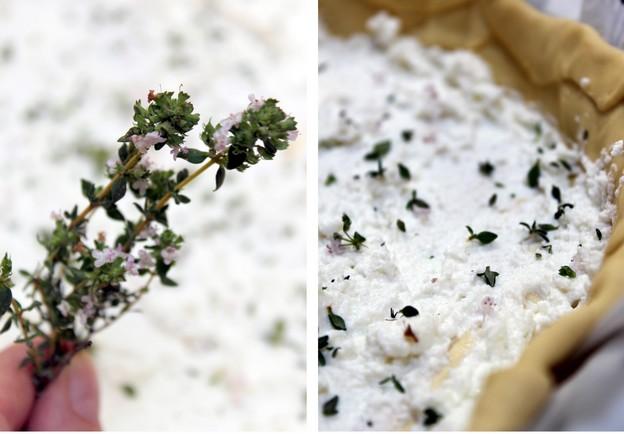 Tarte champignons, ricotta et pancetta (Recette italienne) 3
