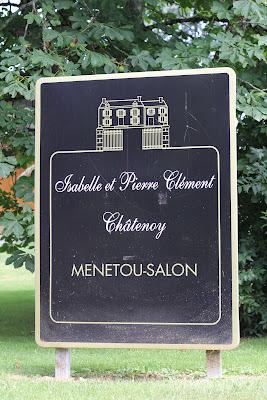 vignoble à Menetou Salon