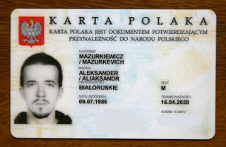 Lituanie : on reparle de la « Karta Polaka » 1