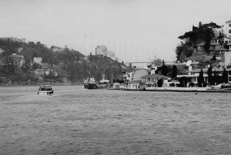 istanbul bosphore
