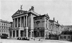 theatre allemand prague