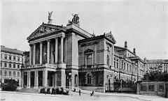 theatre allemand prague