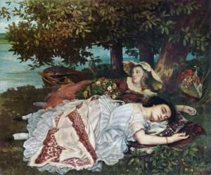 La Scène érotique chez Gustave Courbet 2